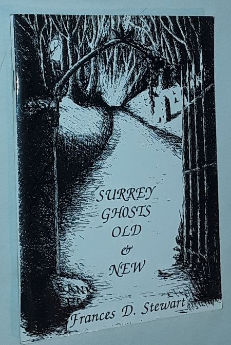 Image for Surrey Ghosts Old & New