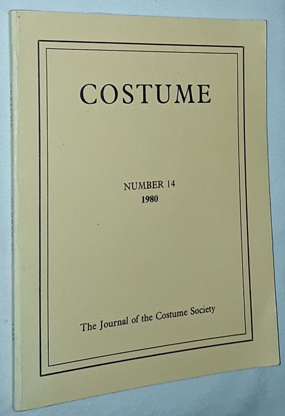 Image for Costume: the Journal of the Costume Society. No 14 1980
