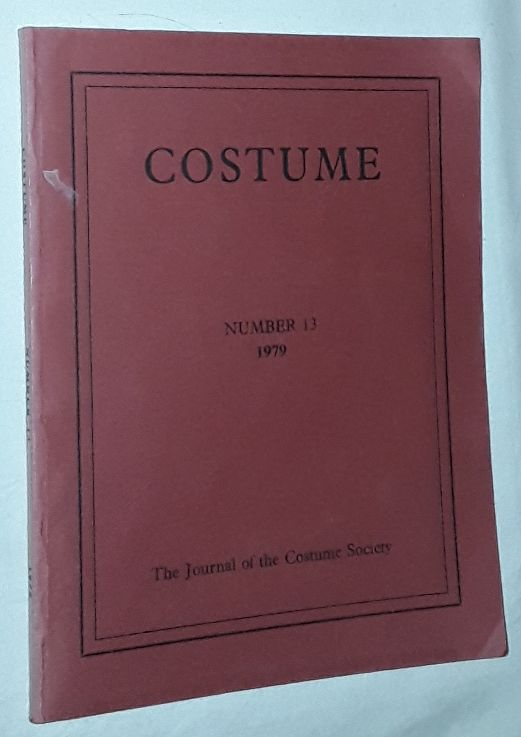 Image for Costume: the Journal of the Costume Society. No 13 1979