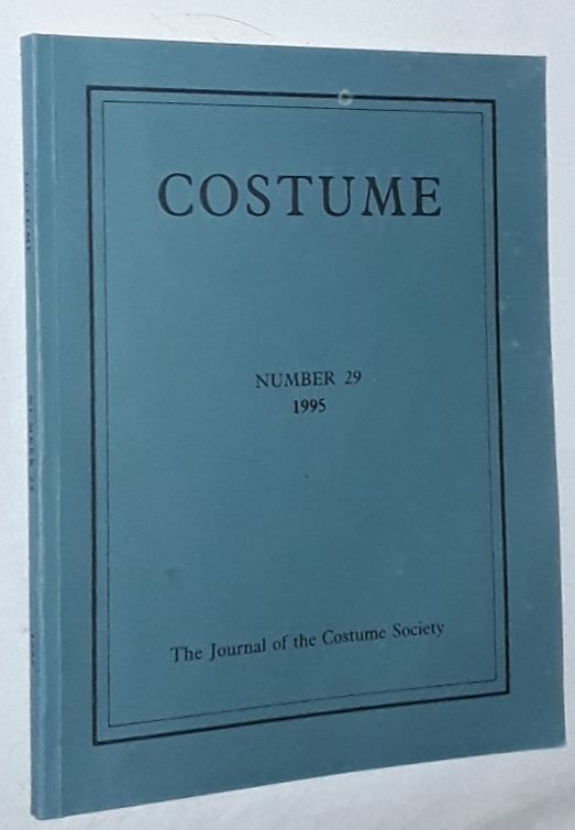 Image for Costume: the Journal of the Costume Society. No 29 1995