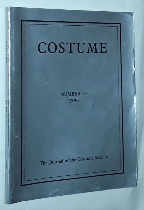 Image for Costume: the Journal of the Costume Society. No 24 1990