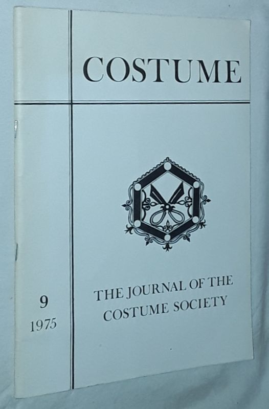 Image for Costume: the Journal of the Costume Society. No 9 1975