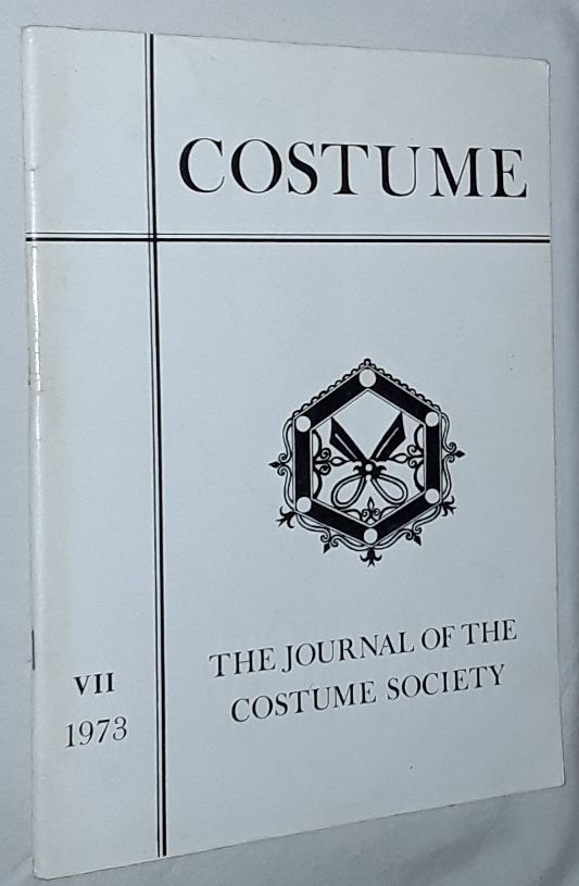 Image for Costume: the Journal of the Costume Society. No 7 1973