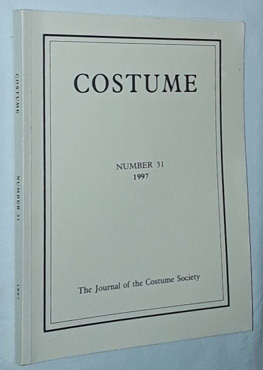 Image for Costume: the Journal of the Costume Society. No 31 1997