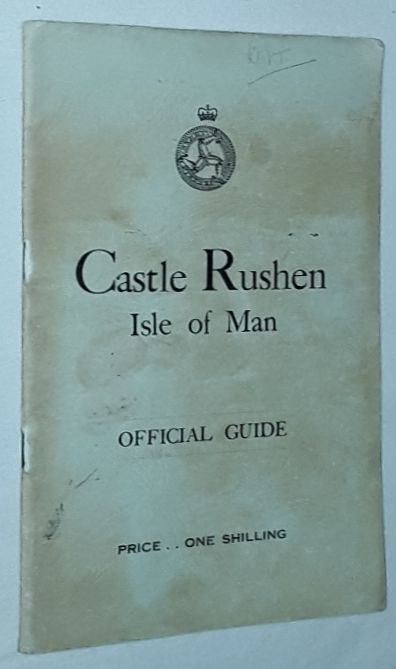 Image for Castle Rushen, Isle of Man, Official Guide