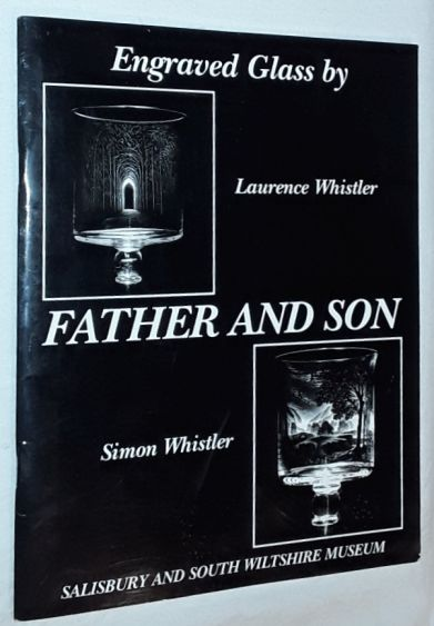 Image for Father and Son: Engraved Glass by Laurence and Simon Whistler
