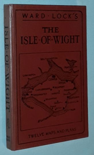 Image for Guide to the Isle of Wight with map of the island, etc