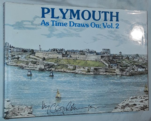 Image for Plymouth as time draws on: volume 2