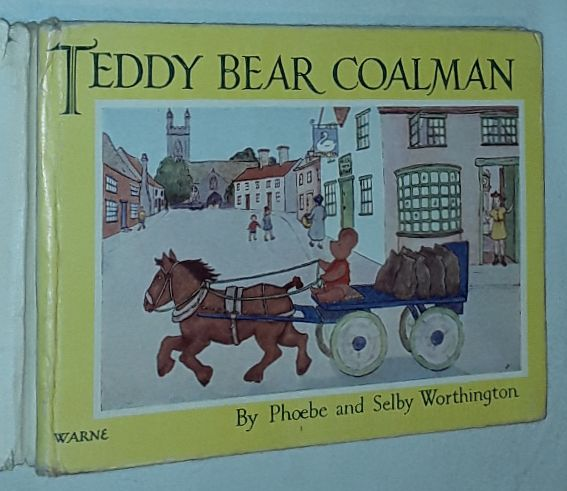 Image for Teddy Bear Coalman: a story for the very young