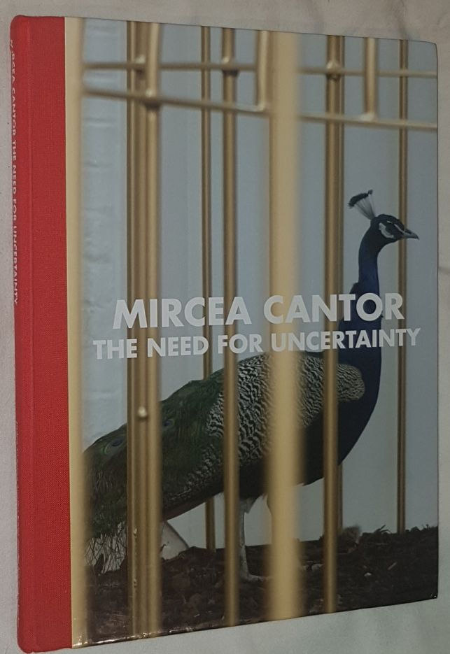 Image for Mircea Cantor : the need for uncertainty : Modern Art Oxford, Arnolfini, Bristol, Camden Arts Centre, London : III : 3 artists, 3 spaces, 3 years