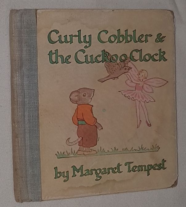 Image for Curly Cobbler and the Cuckoo Clock