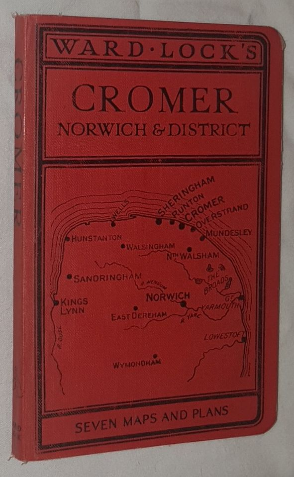 Image for Guide to Cromer, Sheringham, Norwich and North Norfolk