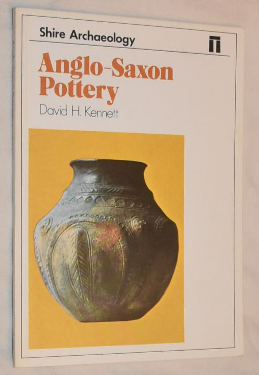 Image for Anglo-Saxon Pottery (Shire Archaeology)