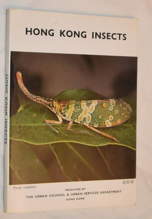 Image for Hong Kong Insects