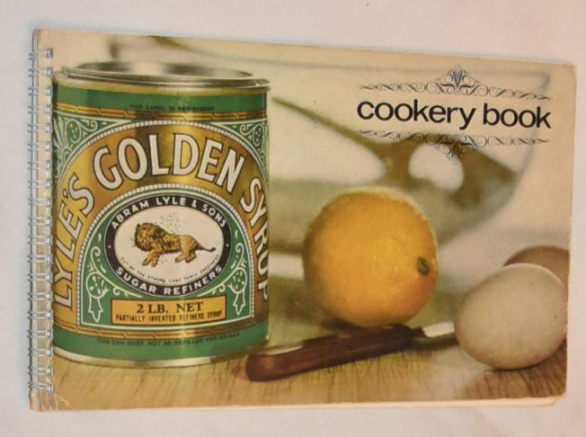 Image for Lyle's Golden Syrup Cookery Book