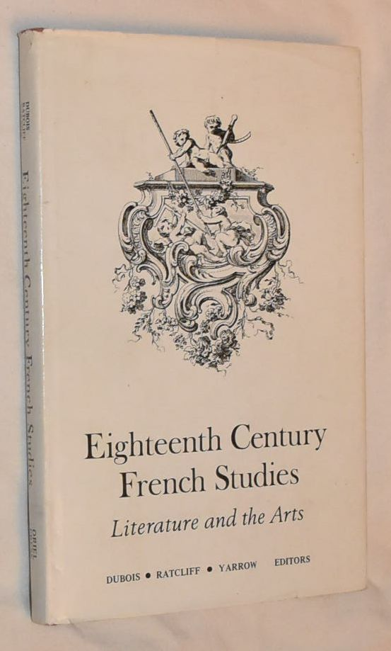 Image for Eighteenth Century French Studies: Literature and the Arts