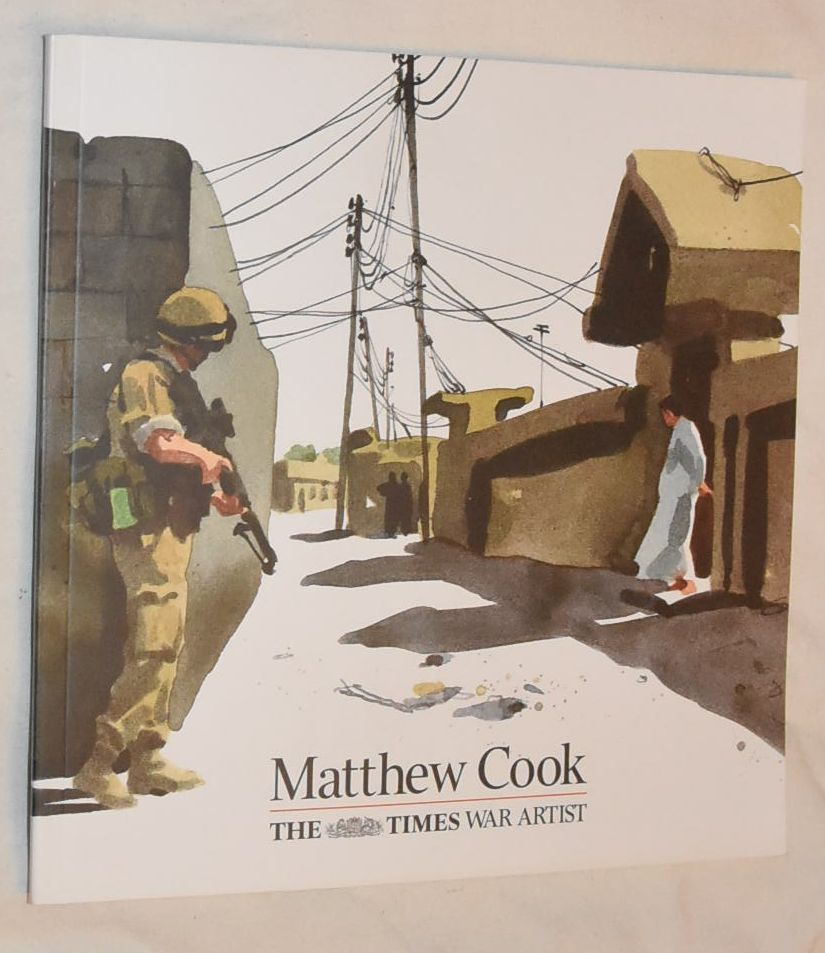 Image for Matthew Cook: the Times War Artist