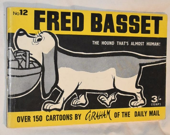 Image for Fred Basset 12