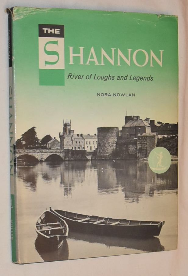 Image for The Shannon: river of loughs and legends