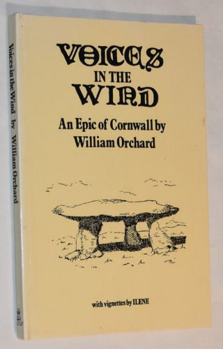 Image for Voices in the Wind: an epic of Cornwall