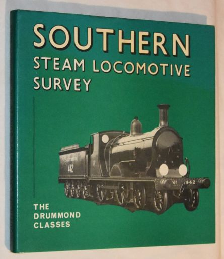 Image for Southern Steam Locomotive Survey: the Drummond Classes