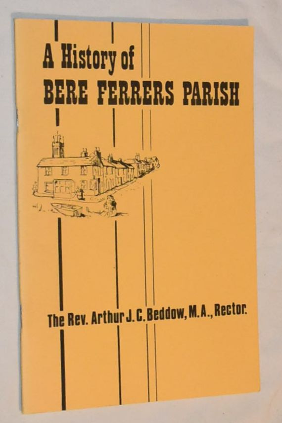 Image for A History of Bere Ferrers Parish