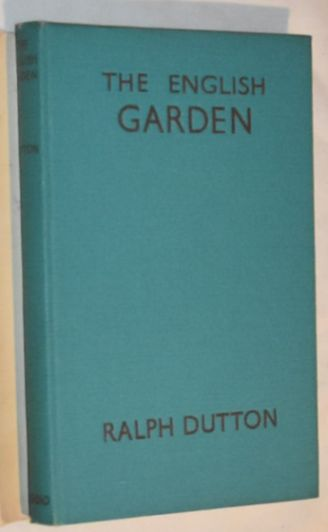 Image for The English Garden (The British Heritage Series)