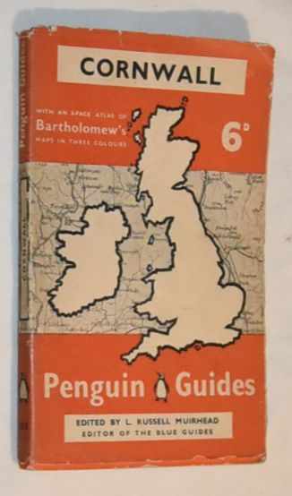 Image for Cornwall (Penguin Guides no.3)