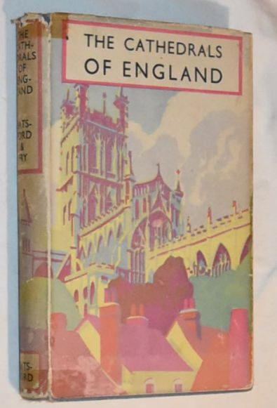 Image for The Cathedrals of England (The British Heritage series)