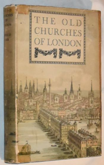 Image for The Old Churches of London