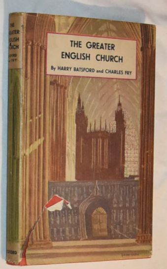 Image for The Greater English Church of the Middle Ages (The British Heritage series)