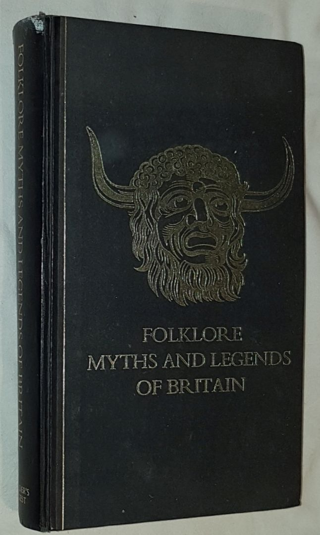Image for Folklore, Myths & Legends of Britain