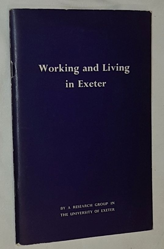 Image for Working and Living in Exeter