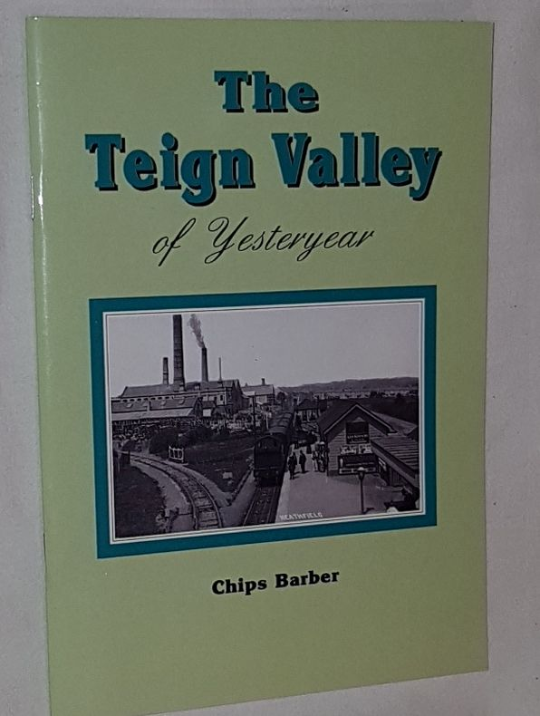 Image for The Teign Valley of Yesteryear