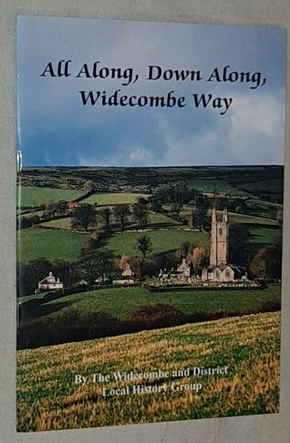 Image for All Along, Down Along, Widecombe Way