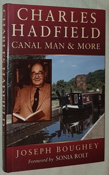 Image for Charles Hadfield: Canal Man and More