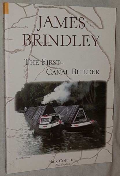 Image for James Brindley: the first canal builder