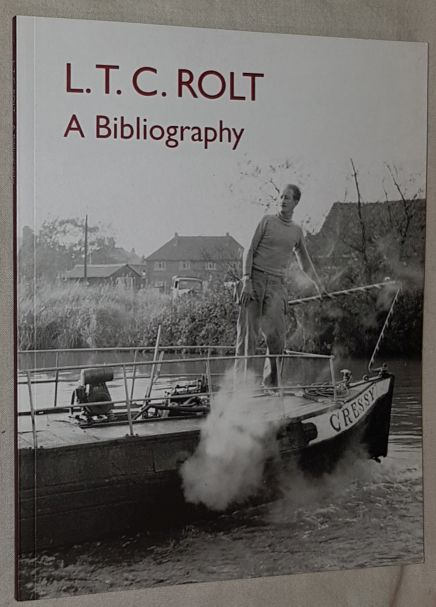 Image for L T C Rolt: a bibliography