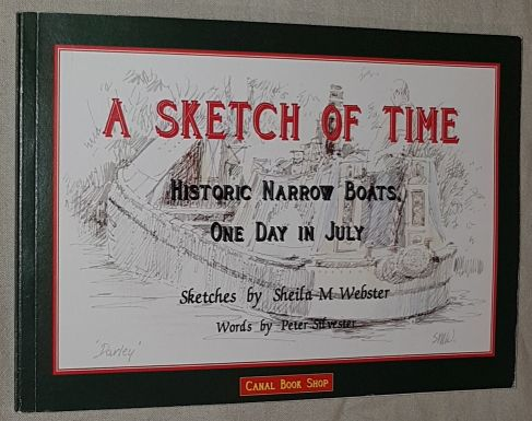 Image for A Sketch of Time: historic narrow boats one day in July