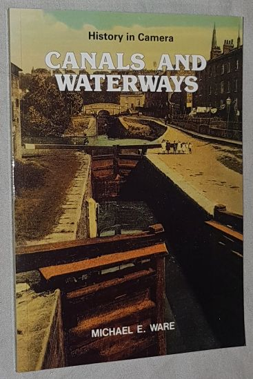 Image for Canals and Waterways (History in Camera 9)