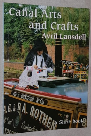 Image for Canal Arts and Crafts (Shire Album 300)