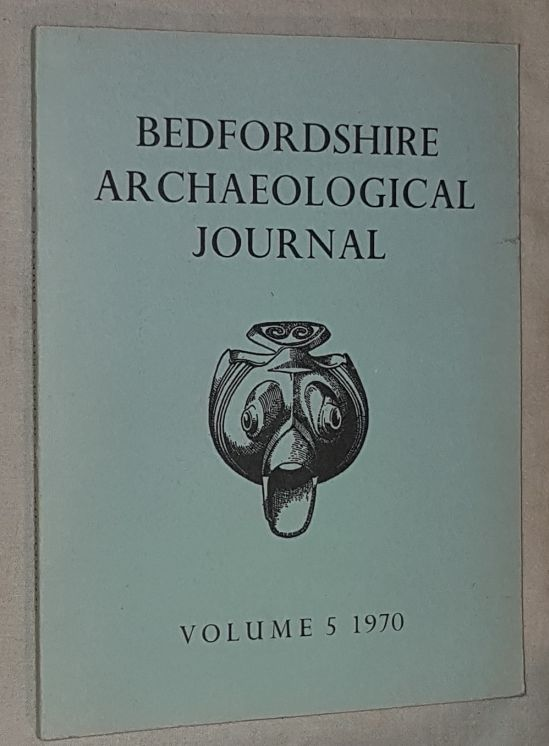 Image for Bedfordshire Archaeological Journal Volume 5, 1970