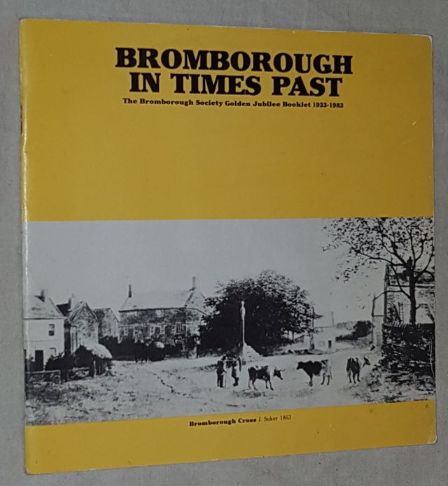 Image for Bromborough in Times Past: the Bromborough Society Golden Jubilee Booklet 1933-1983