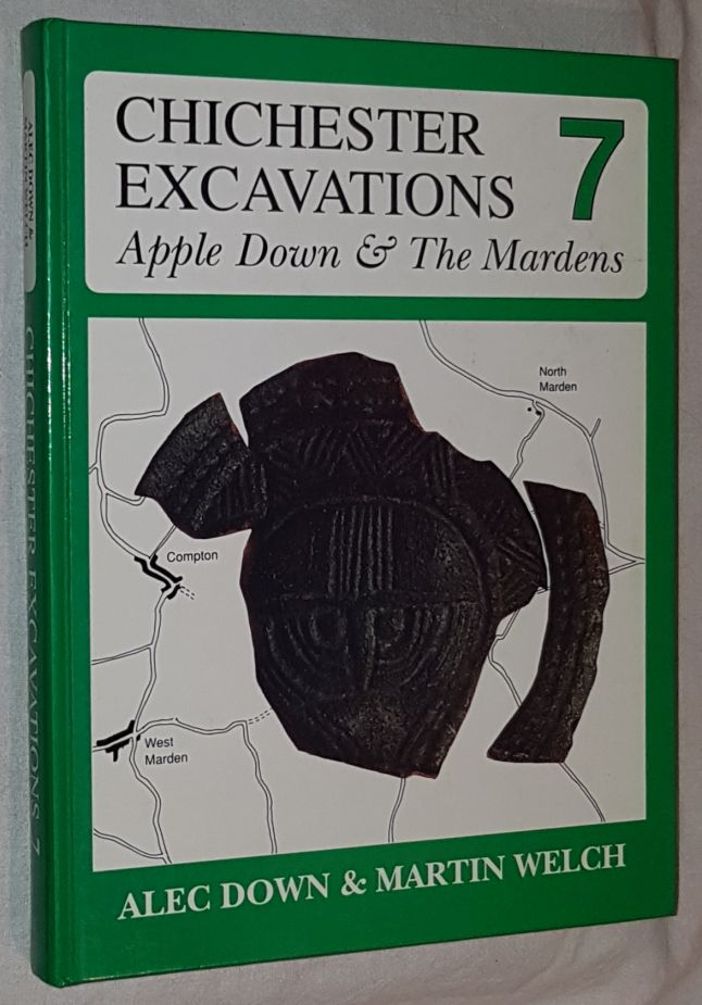 Image for Chichester Excavations 7: Apple Down & The Mardens