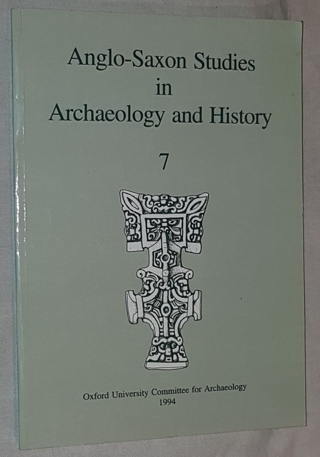 Image for Anglo-Saxon Studies in Archaeology and History 7