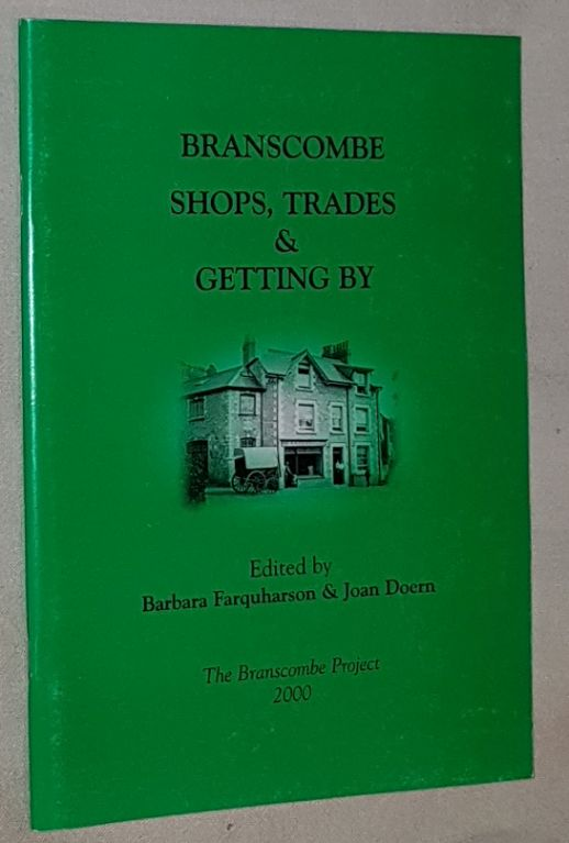 Image for Branscombe Shops, Trades & Getting By