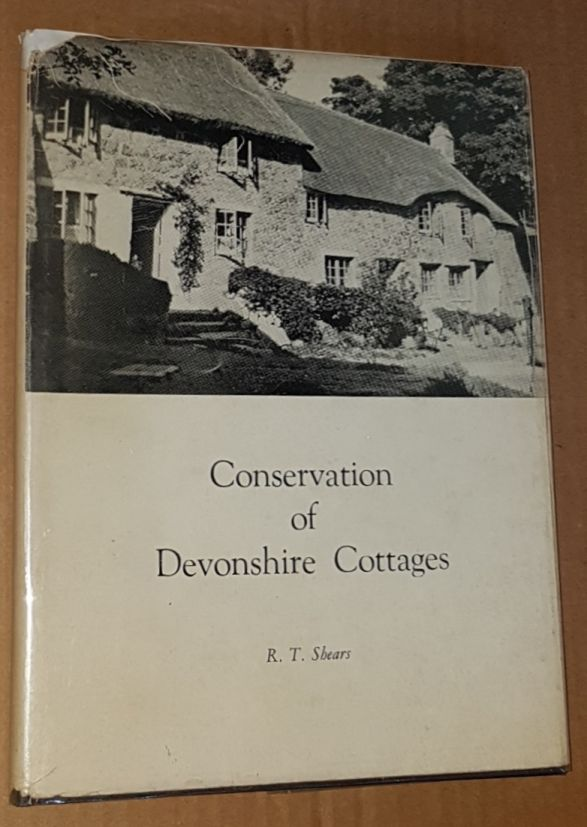 Image for Conservation of Devonshire Cottages