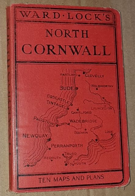 Image for Guide to North Cornwall: Newquay, Perranporth, Tintagel, Padstow, Bude, Etc.