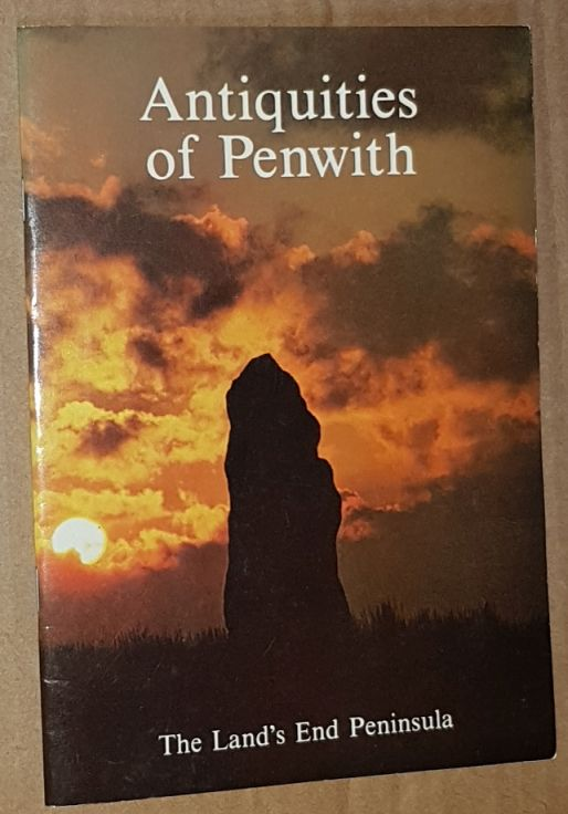 Image for Antiquities of Penwith, the Land's End peninsula
