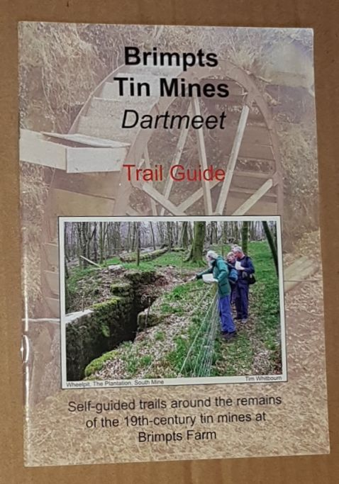 Image for Brimpts Tin Mine, Dartmeet: trail guide